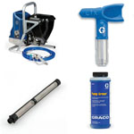 Graco GXFF, Wall Kit & 1L Pump Armor Package