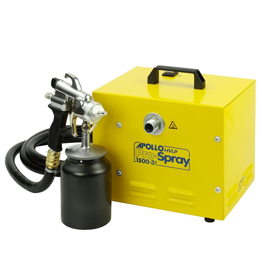 Bambi Pro Spray 1500 3s Sprayer From Compact Powder Apollo
