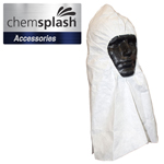 Chemsplash Cape Hood Type 5B/6B PB