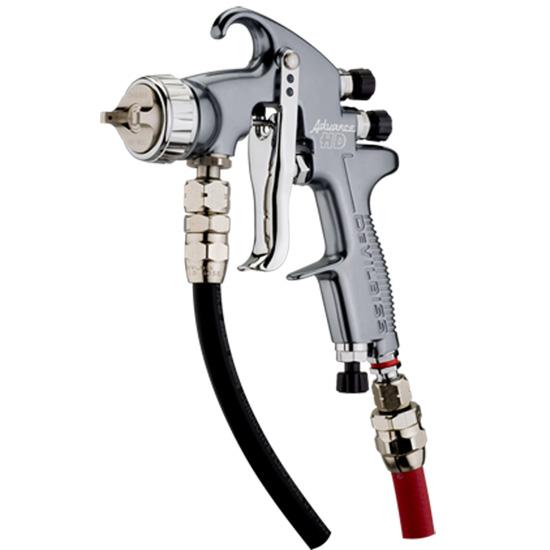 Devilbiss Advance Hd Conventional Pressure Feed Spray Gun