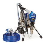 Graco 390 Classic PC Airless Sprayer, Stand Mount