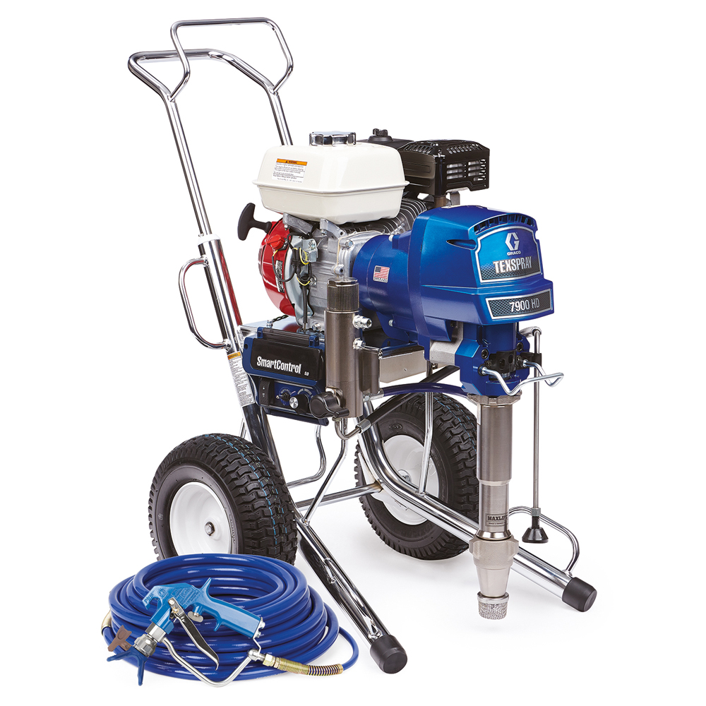 Petrol Airless Paint Sprayers From Spray Direct