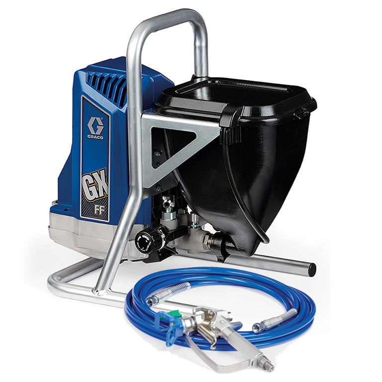 Electric Airless Paint Sprayers From Spray Direct