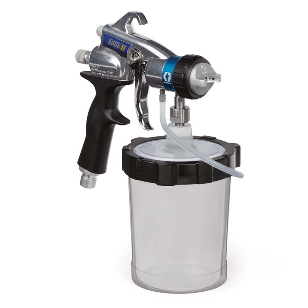Graco Edge Hvlp Spray Gun From Spraydirect Co Uk