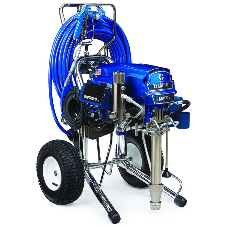 Graco V Airless Paint Sprayer Not Spraying