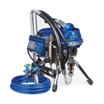 Graco ST Max II 495 PC Pro Airless Sprayer, BlueLink, 110V, Stand Mount