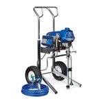 Graco ST Max II 595 PC Pro Airless Sprayer, BlueLink, 110V, Hi-Boy