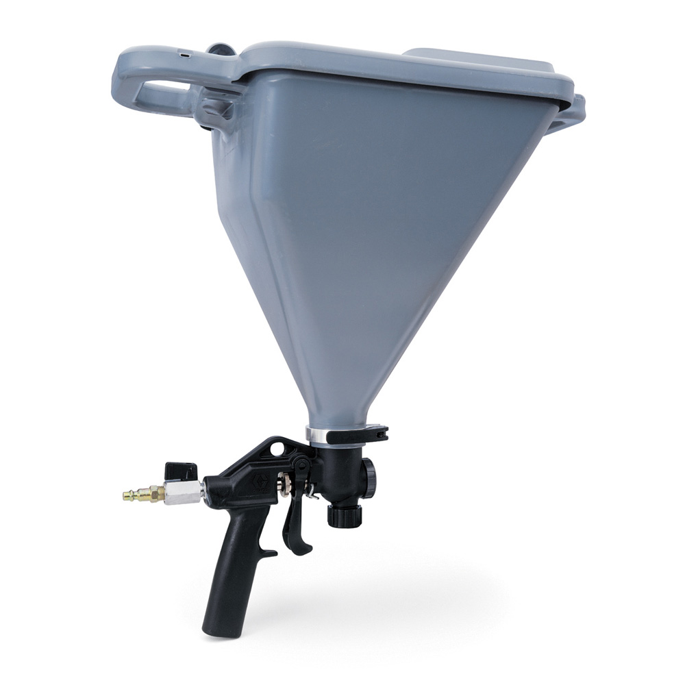 Graco Texture Hopper Gun From Spraydirect Co Uk