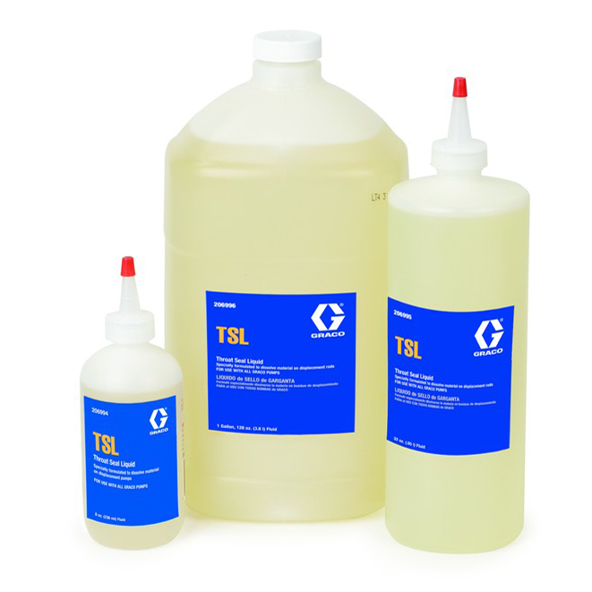 Spraydirect tsl™ throat seal liquid litre